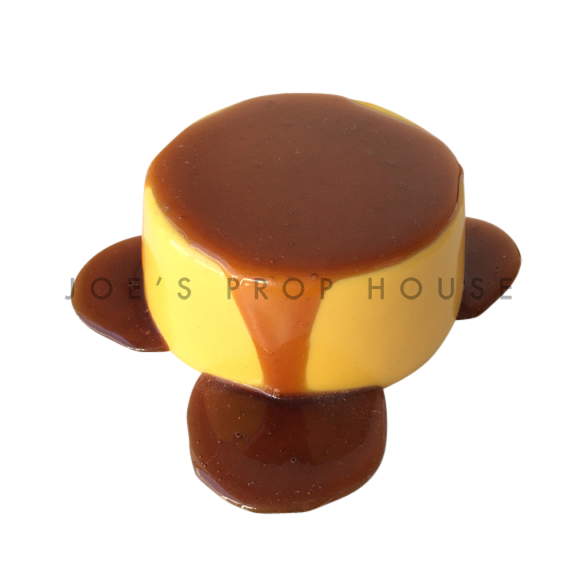 Creme Caramel Prop Dessert