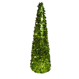 BUY ME / USED ITEM 2ft Green Sparkle Christmas Tree