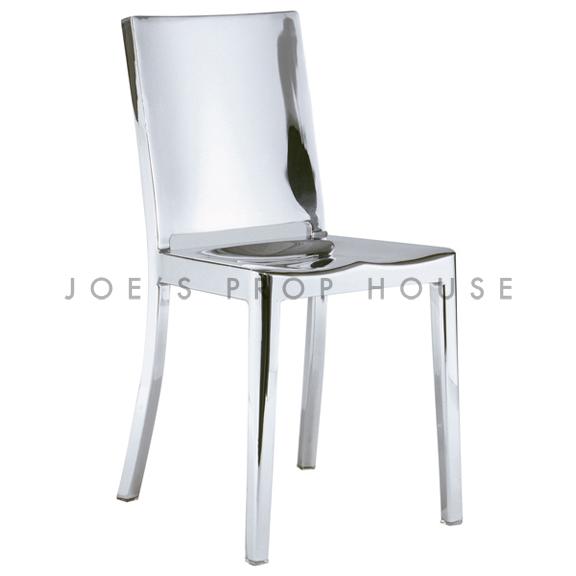 BUY ME / USED ITEM $175.00 each Hudson Krome Dining Chair