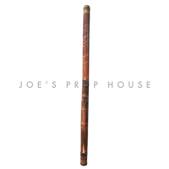 Kukua Traditional Bamboo Digeridoo Brown