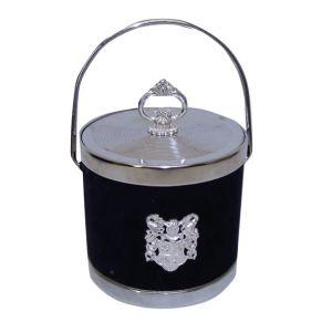 Dorchester Ice Bucket, Black