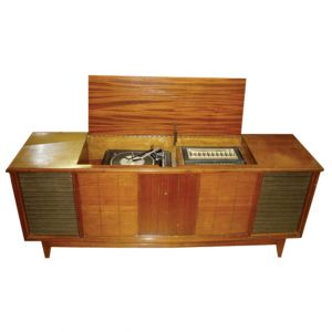 radios / record players