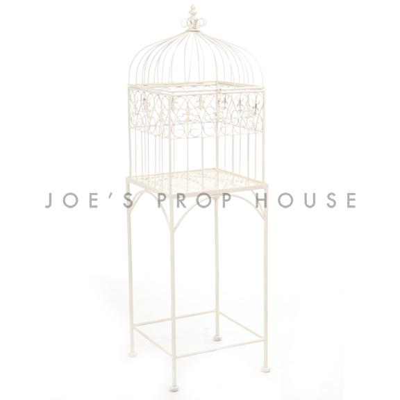 Ibis Metal Birdcage w/stand