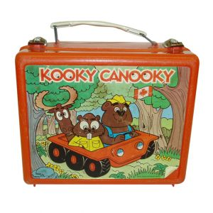 Kooky Canooky Lunch Box
